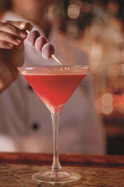Glamourland Granaatappel Martini