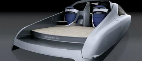 Mercedes-Benz introduceert Motor Yacht!
