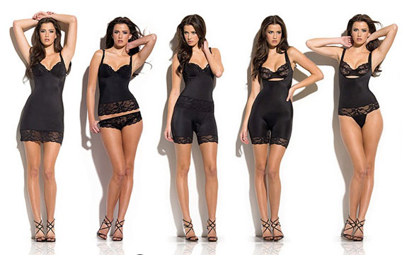 Ditch the diet, go shapewear!