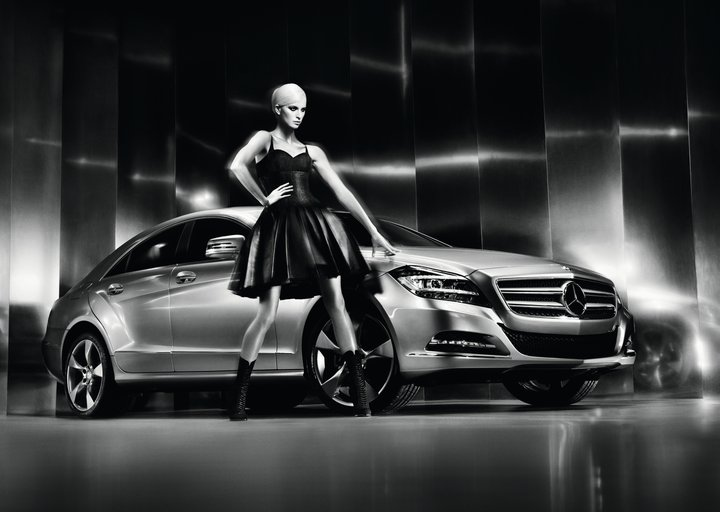 New York Mercedes Benz Fashion Week