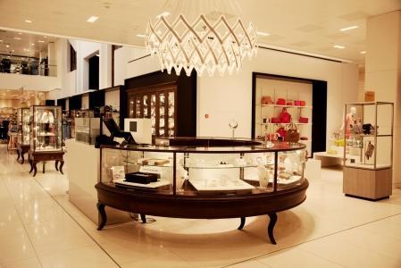 Bijenkorf Den Haag grootste dames designer schoenenafdeling