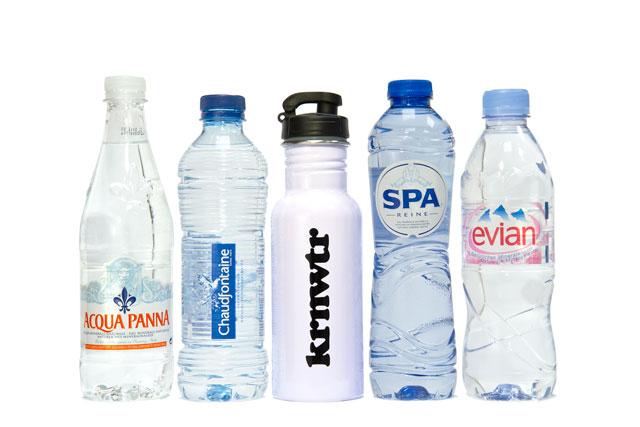 We verruilen bronwater voor KRNWTR