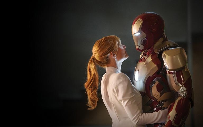 Première Iron Man 3