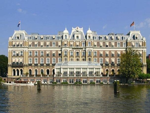 Amstel Hotel wint Talkies Terras Award 2013