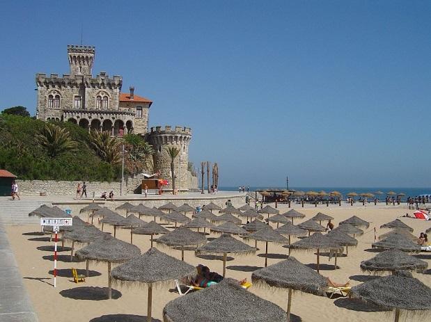 Heerlijk flaneren in Estoril
