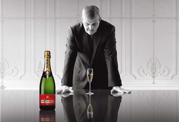 Primeur! Glamourland met Régis Camus aan Champagne ontbijt