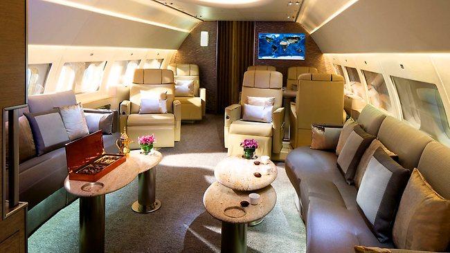 Een privévlucht in stijl: Emirates Executive