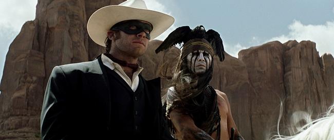 Première The Lone Ranger