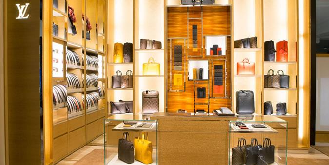 Louis Vuitton slaat de handen in elkaar met Selfridges
