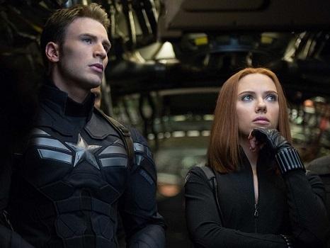 Première Captain America: The Winter Soldier