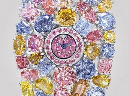 Het duurste en meest glamorous horloge op de markt