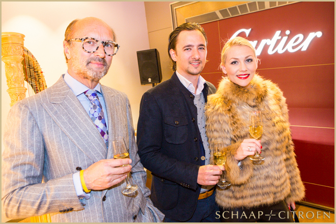 Glamourland Hans Goossens en Louis en Susanna Klibansky