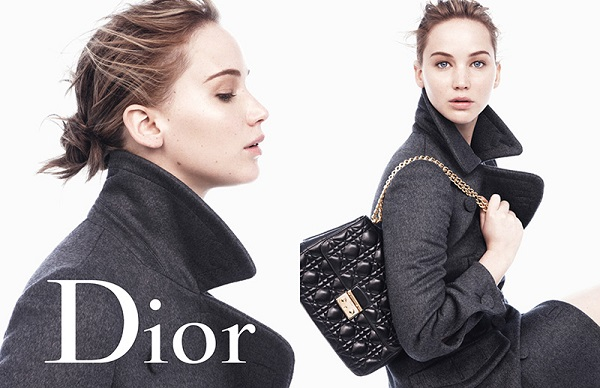 Glamourland Jennifer Lawrence Dior