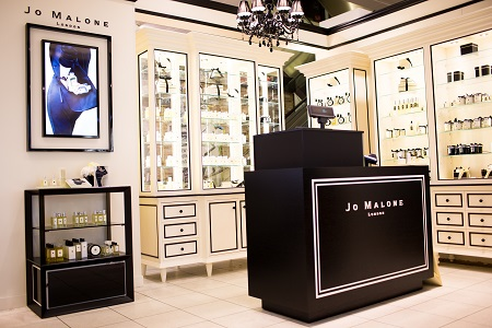 Glamourland Jo Malone London Boutique