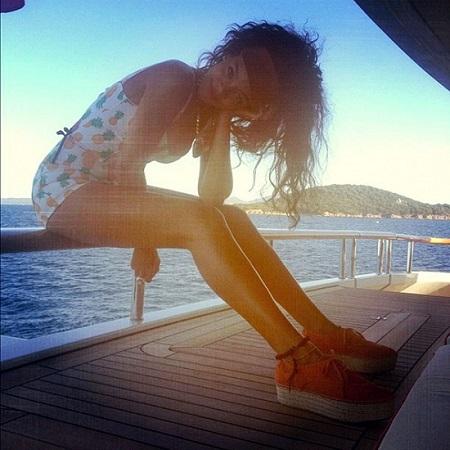 Glamourland Rihanna