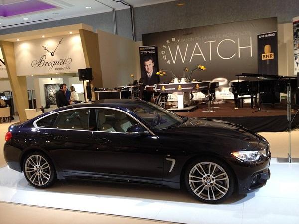 Glamourland WATCH 2014 BMW