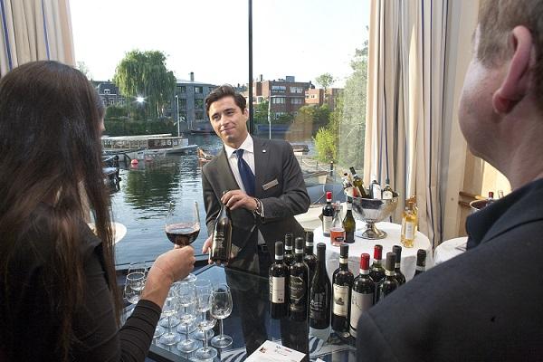 Méér dan piekfijne wijn: Verona Wine Top