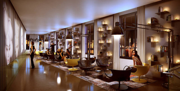5&33 winnaar Best Hotel Bar Award 2014