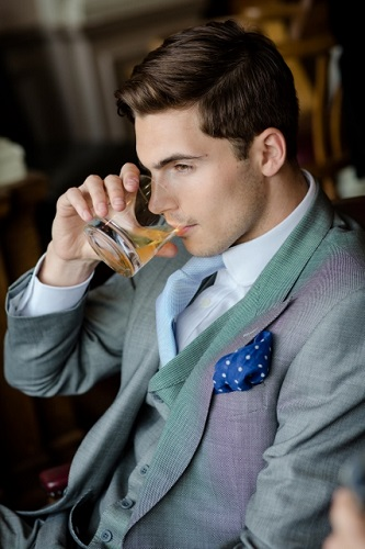 Glamourland Gin Tonic male