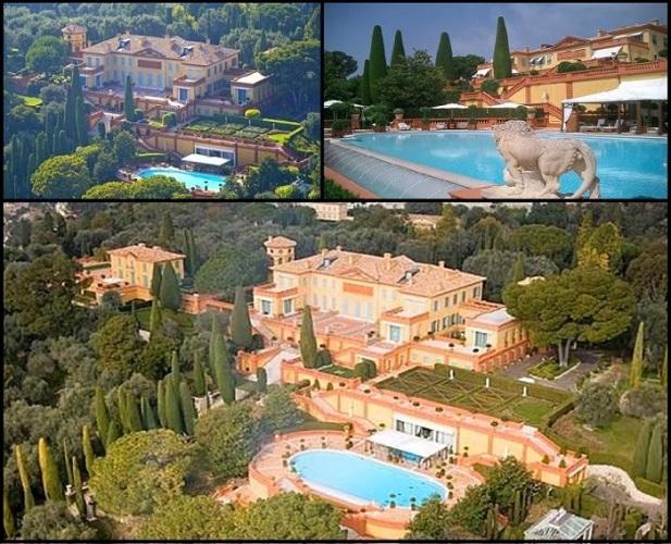 Glamourland Villa Leopolda