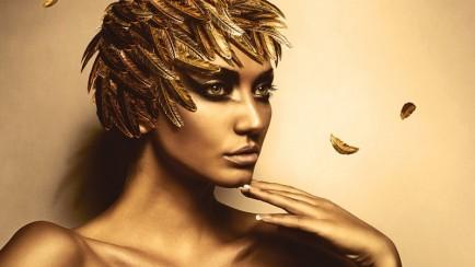Glamourland model goud i