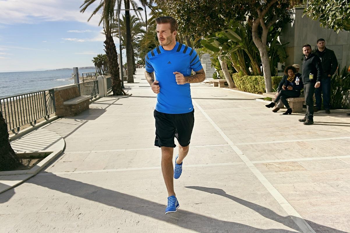 Glamourland David Beckham Adidas