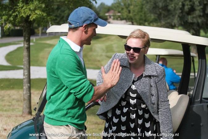 Glamourland Golftoernooi Stichting Pijn bij Kanker