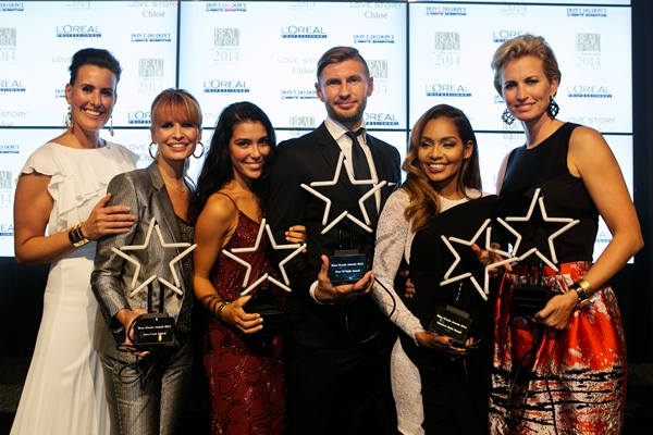 De befaamde Beau Monde Awards 2014