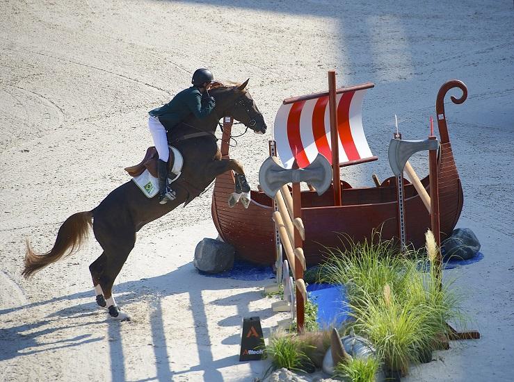 Alltech FEI World Equestrian Games 2014