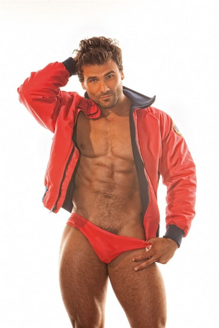 Glamourland Jeremy Jackson Bay Watch
