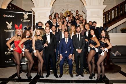 Glamourland Playboy Amstel