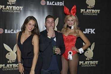 Glamourland Playboy Launch Party