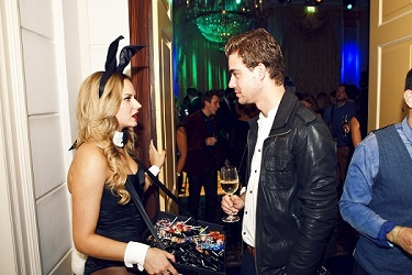 Glamourland Playboy Launch Party Beau ig