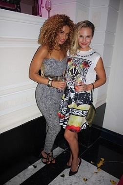 Glamourland Sharon Doorson en Kimberley Klaver