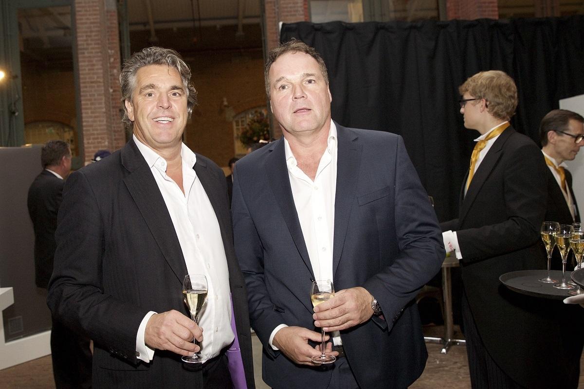 Glamourland Jan Riedstra en Geert Schaaij