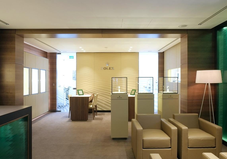 Glamourland Rolex btq interior-1-SchaapCitroen