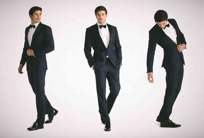 Glamourland Black Tie