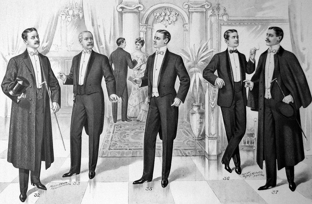Glamourland Black Tie geschiedenis