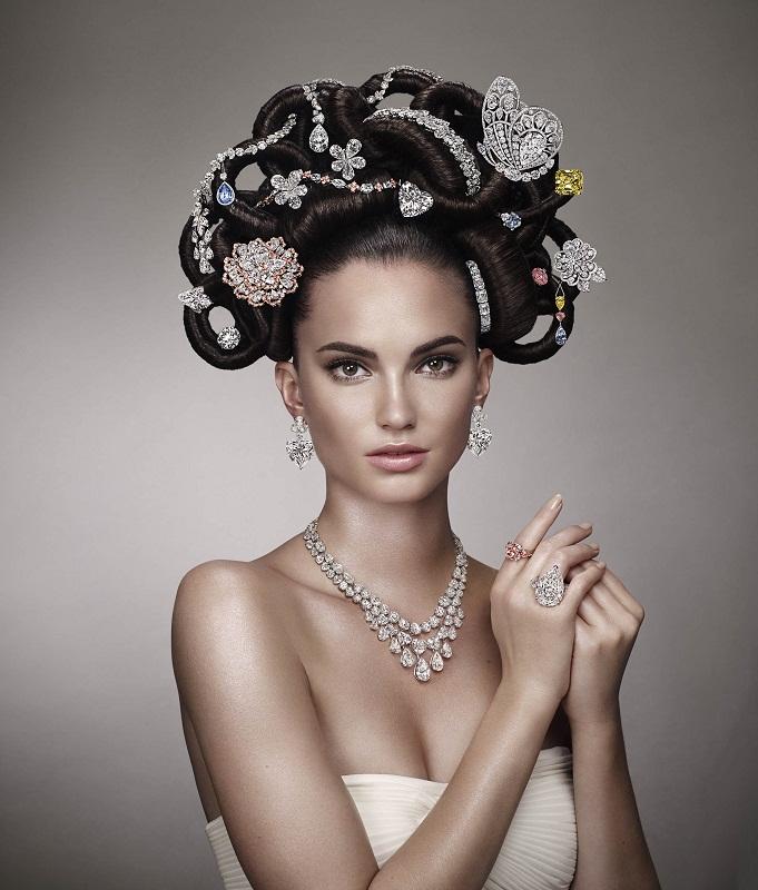 Glamourland Graff diamanten