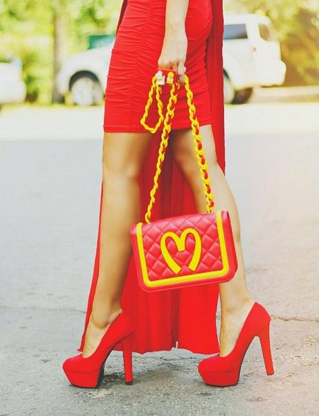Glamourland Moschino tas
