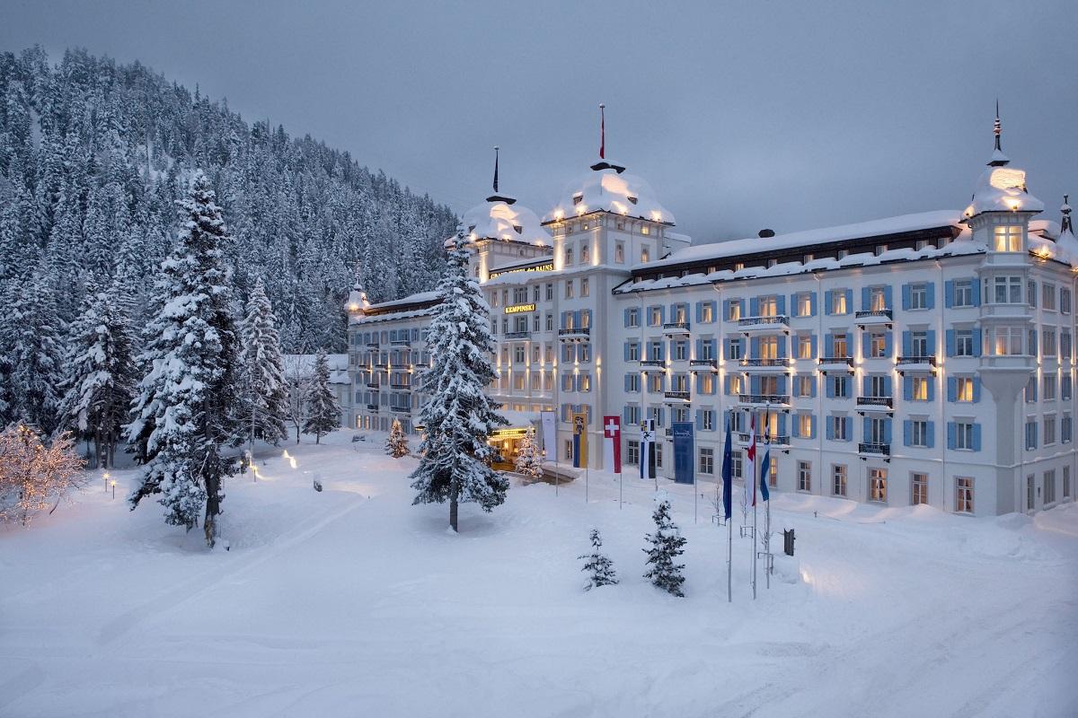 Glamourland St. Moritz