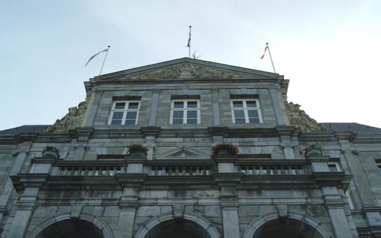 Glamourland gemeentehuis maastricht
