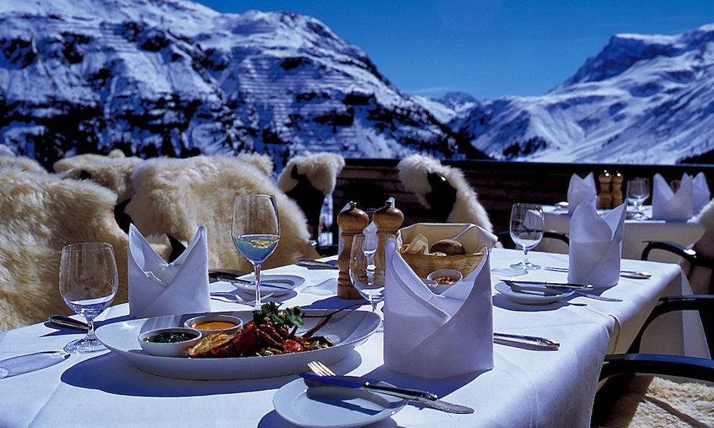 Glamourland ski