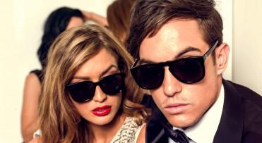 Glamourland zonnebrillen