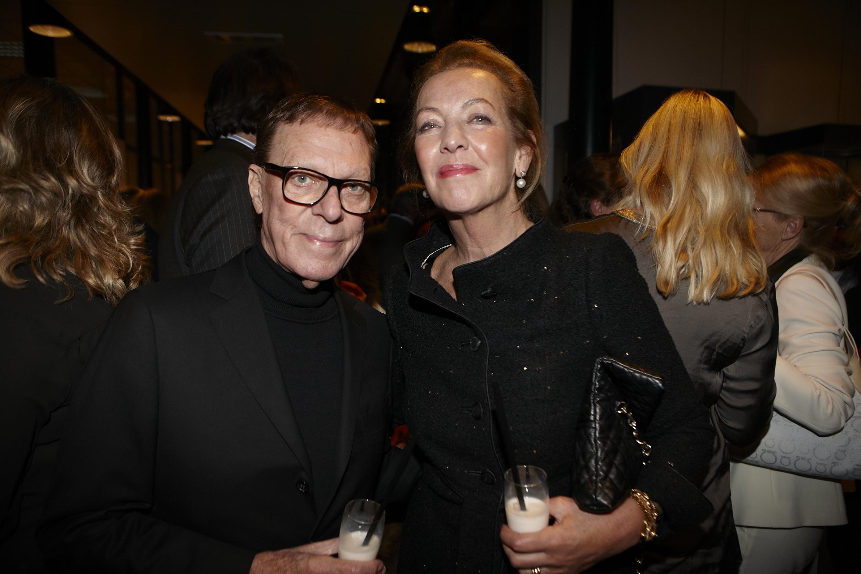 Modewereld rouwt na overlijden Frans Molenaar