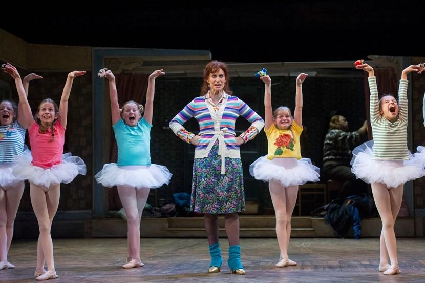 Glamourland Billy Elliot