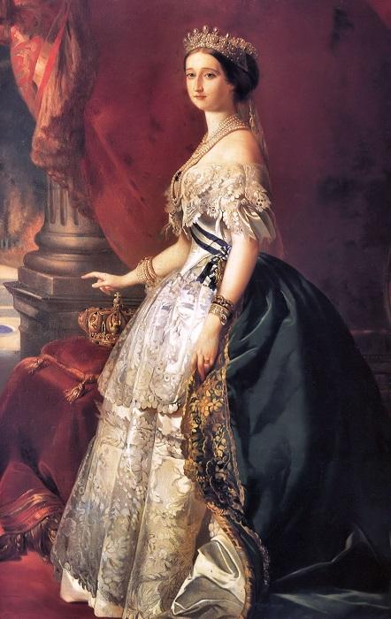 Glamourland Louis Vuitton keizerin