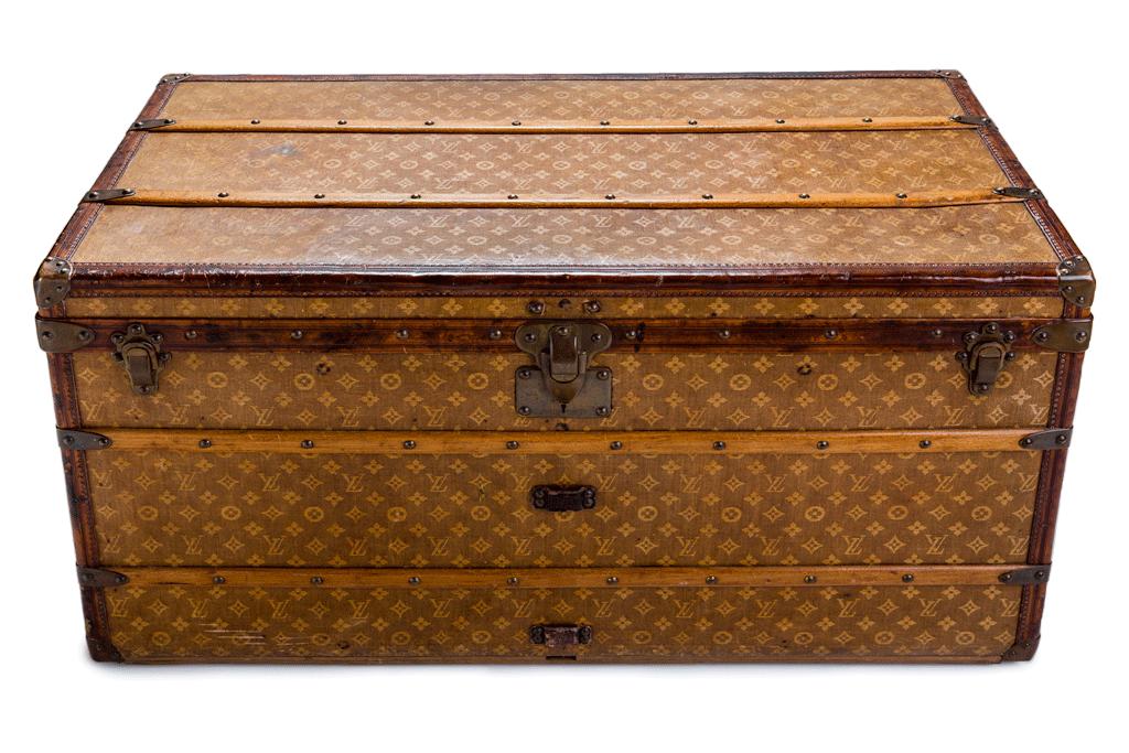 Glamourland Louis Vuitton koffer
