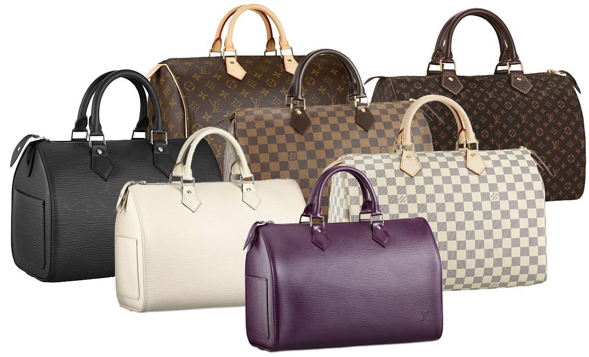Glamourland Speedy Louis Vuitton