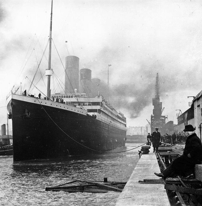 Glamourland Titanic